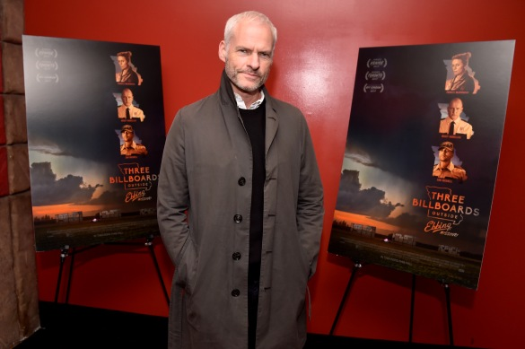 'Three Billboards Outside Ebbing, Missouri' BAFTA film screening, New York, USA - 05 Nov 2017